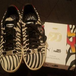 Puma Paul Stanley sneakers 9.5